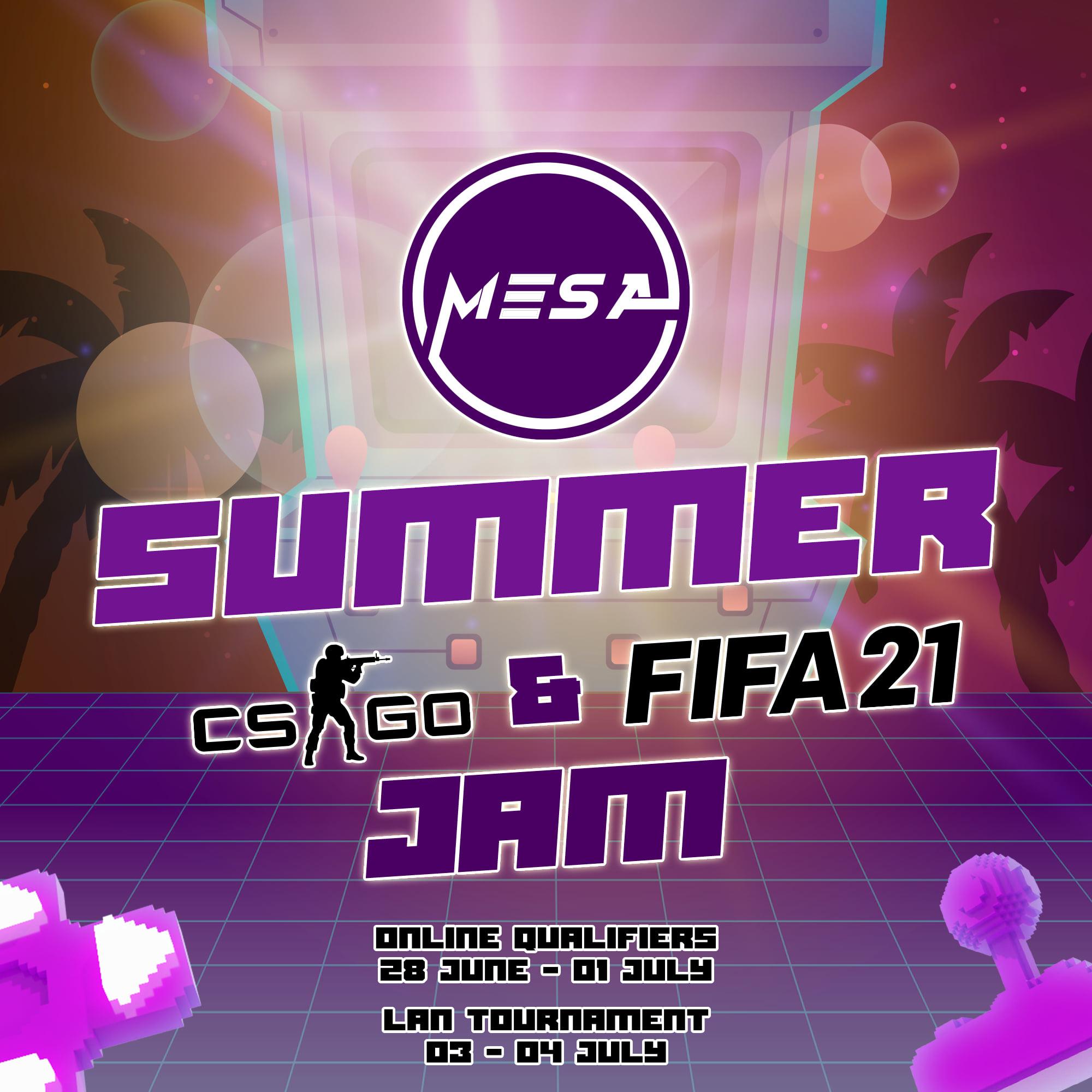 MESA Summer Jam 2021 – MESA